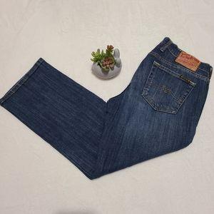 Lucky Brand Sweet N Low Crop Jean
